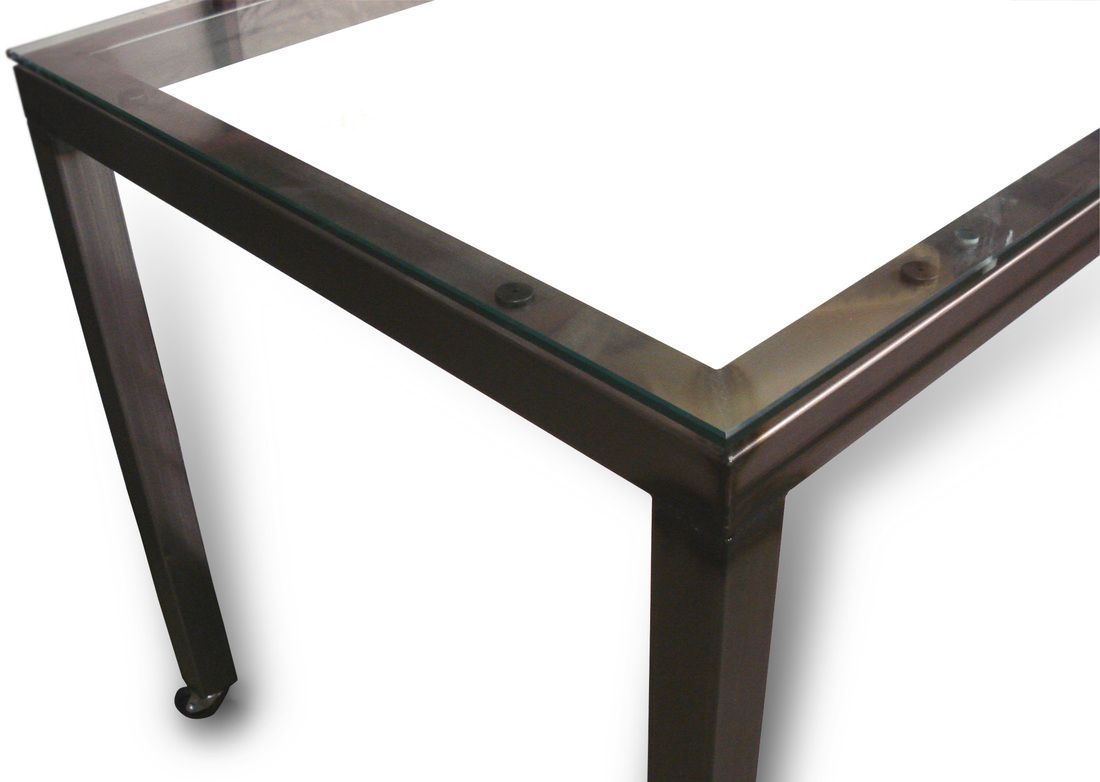 Denver, Colorado industrial furniture dining table
