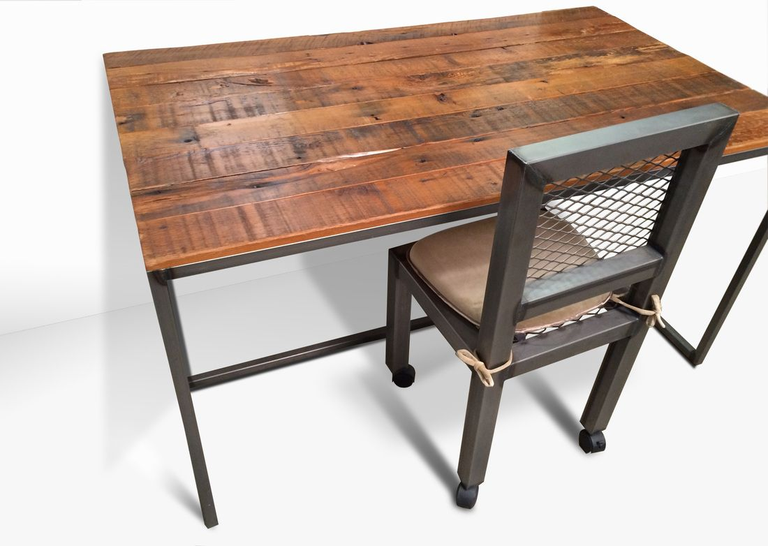 Genial Denver Colorado Industrial Desk And Chair Office Furniture Modern Office  Furniture Made Of Metal