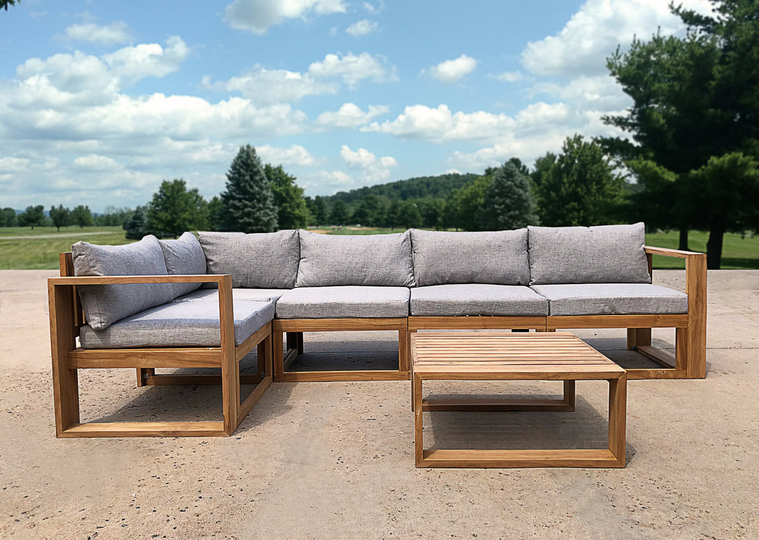 Modern Outdoor Furniture And