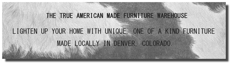 american made furniture warehouse